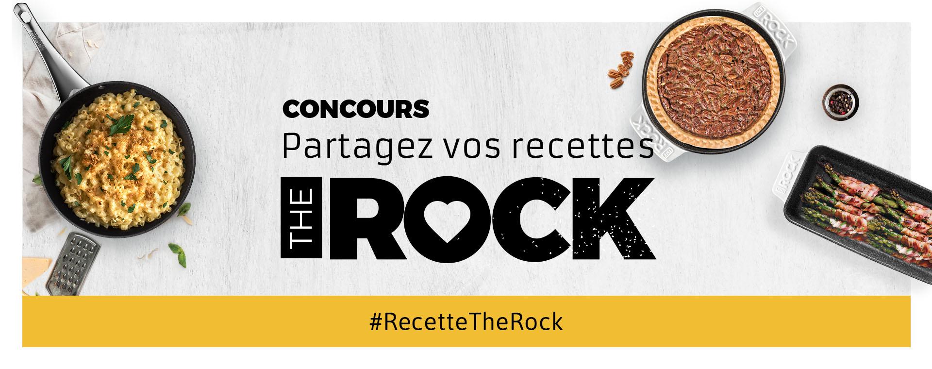 Concours Rocking Recipe FR