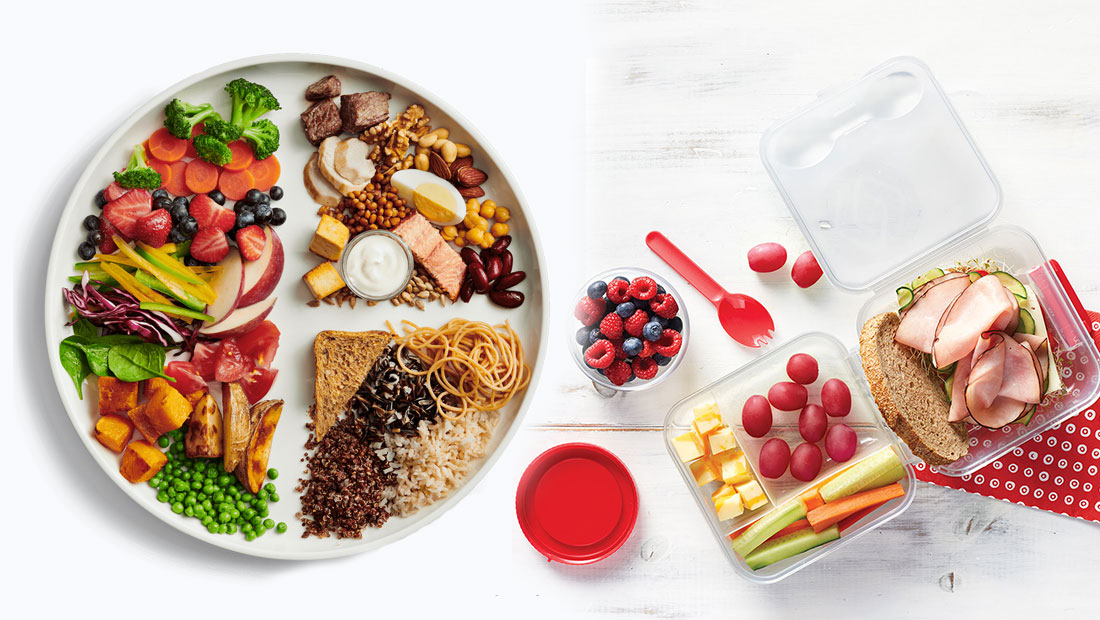 Nouveau guide alimentaire canadien: ce qu'il faut savoir pour créer des lunchs santé