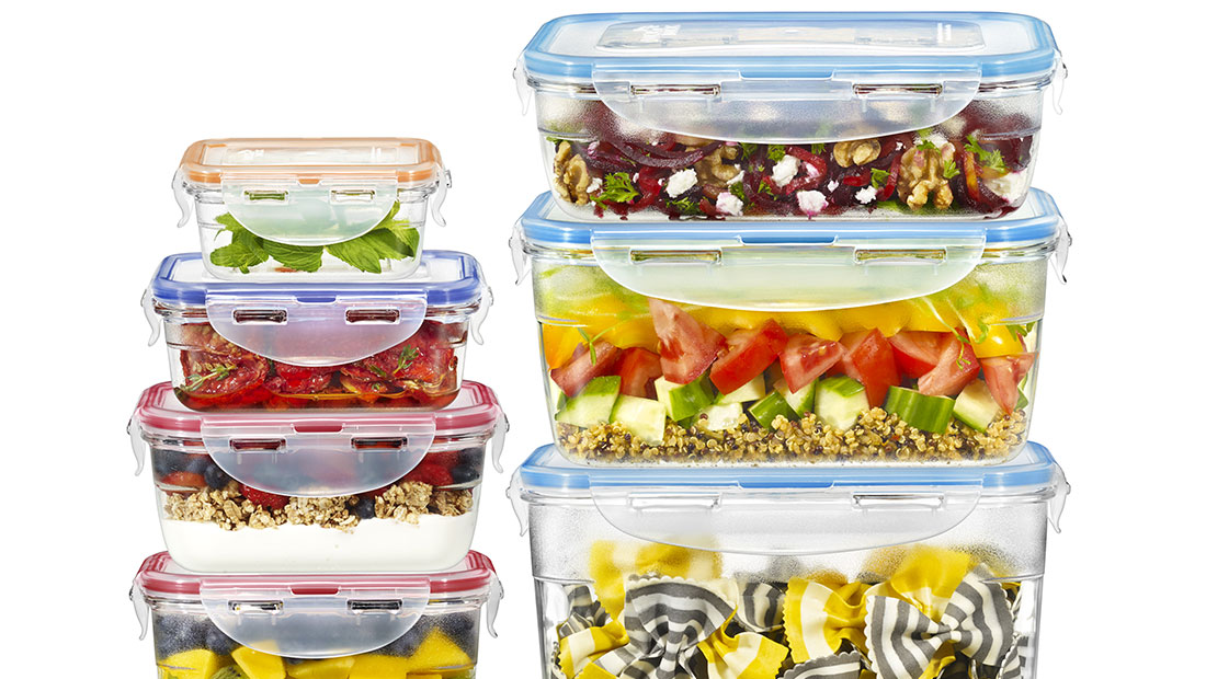 The Importance of Airtight Food Storage Containers