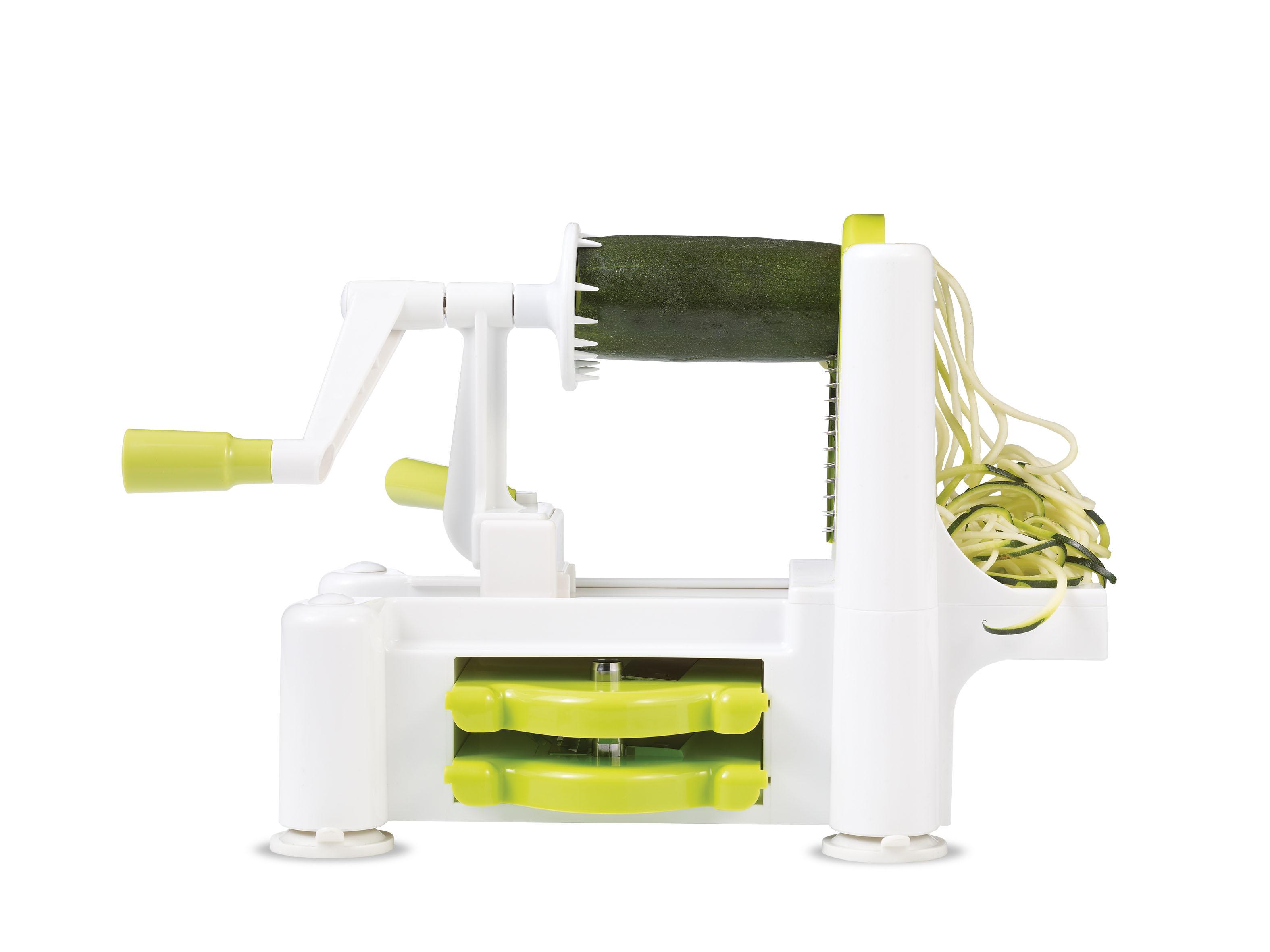 Spiralizer – Pasta and Salad