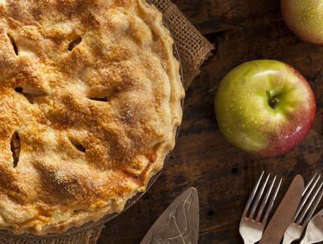 4 Secrets to a Perfect Pie Crust