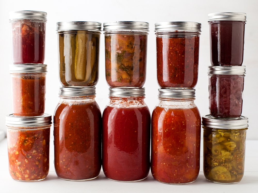 Bonus Preserves and Pickling Tip Sheet