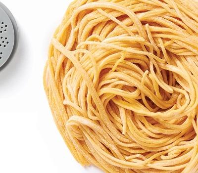 Carrot Pasta / Noodles