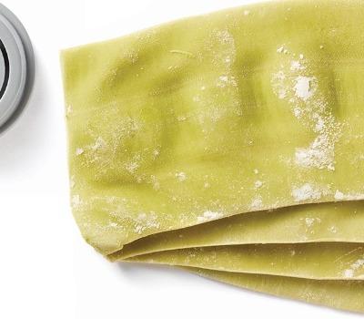 Lasagne / Ravioli / Dumplings aux épinards
