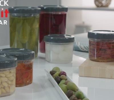 LocknLock Pickle Jar