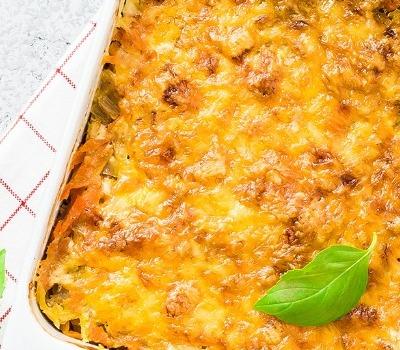 Trempette au poulet et fromage