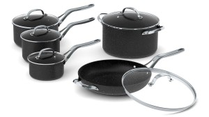 The Rock non-stick cookware