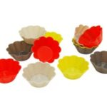 080336 Silicone muffin liners