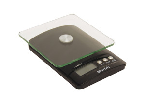 93016 - Electronic Kitchen scale black color