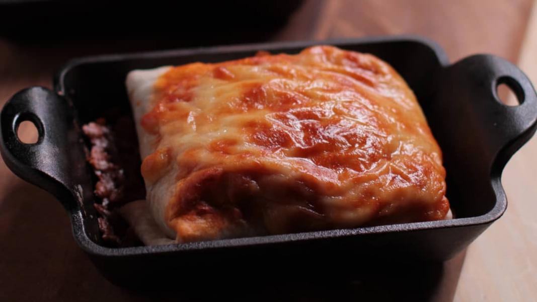 Enchiladas à la dinde et aux piments chipotles