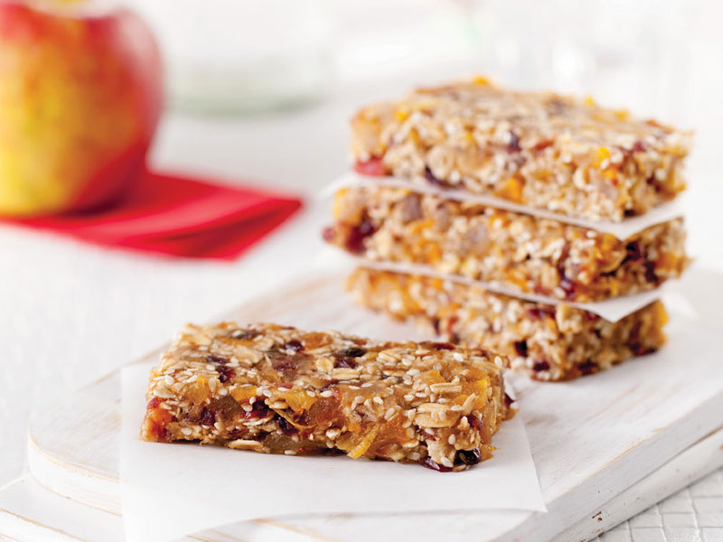 Peanut Free Energy Bars