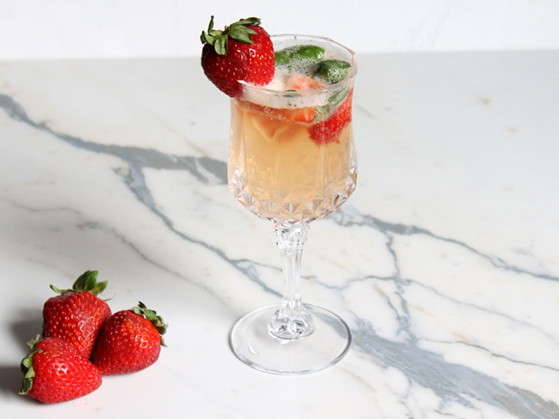Cocktail Summer Rosé
