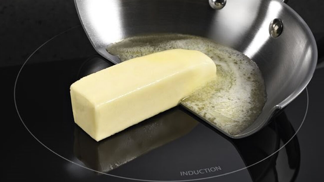 What is induction cooking?