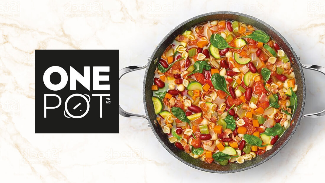 One-Pot Contest - Recipes