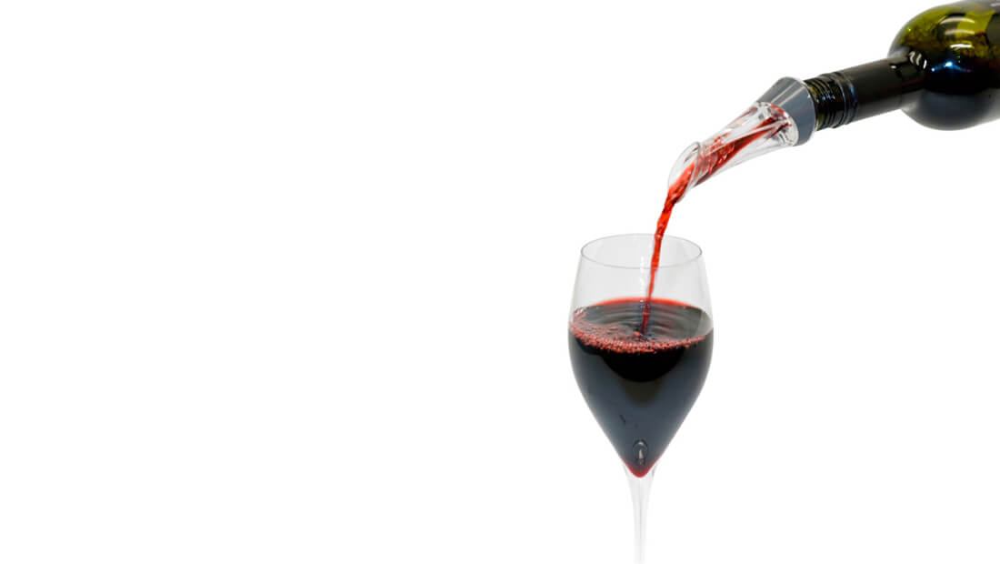 Why use a wine aerator?